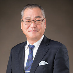 Representative Director, Executive Officer and Chairman Takashi Aoki